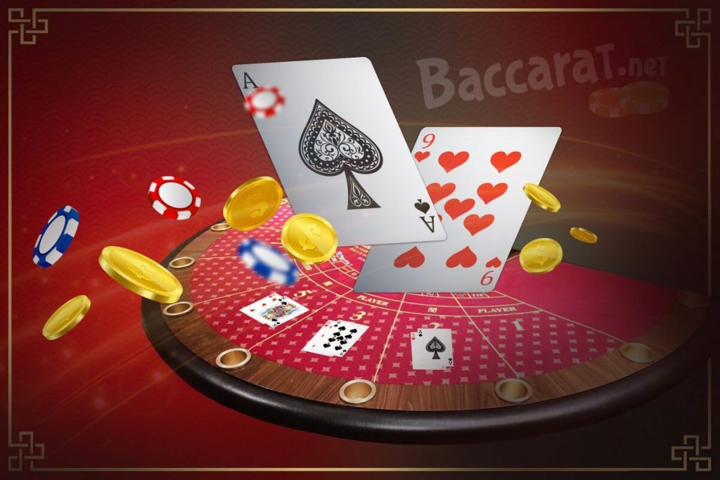 Permainan baccarat