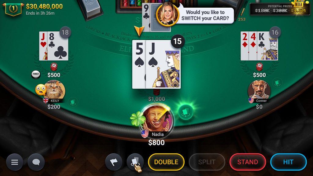 Using a Blackjack System